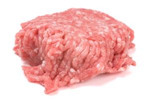 ソーセージ用のひき肉を作ろう!